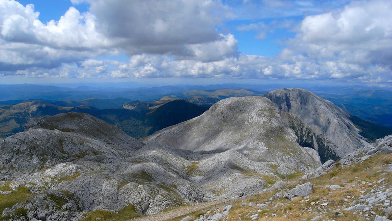 09/10/2011. Espelunga (2102m). Zuriza