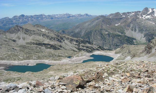 29-7-2012- Bacias (2.760m)Panticosa una atalaya privilegiada