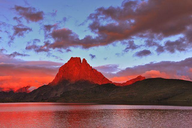 8-9-2012. Middi dóssau(2884m), El volcán soñado