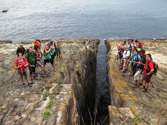23-9-2012- Pasaia- Hondarribi Acantilados de Jaizkibel