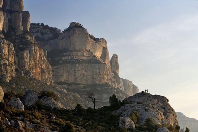 1,2,3 de Noviembre 2013. Travesia en el Montsant Tarragona