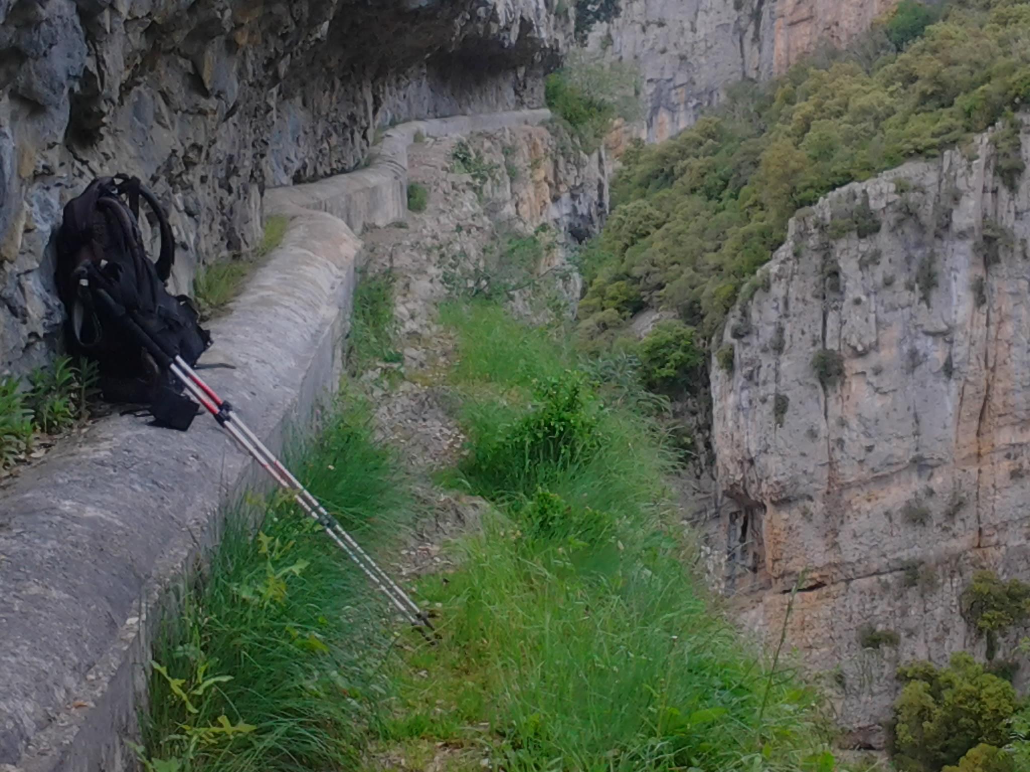 24-5-2014- Sabado Lumbier-Arangoiti (1346m) -Usun