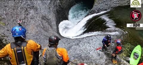26-2-2015. Diaporama Patagonia fluye dentro de Korrika Kulturala