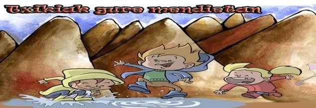 Salidas al monte con los Txikis