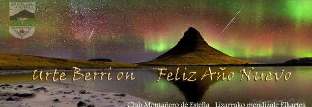 Feliz Año Nuevo & Urte Berri On