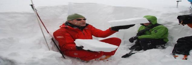 Practica de Seguridad, nivología y avalanchas