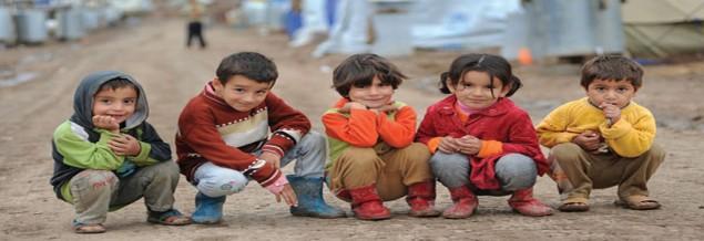 Charla proyeccion.  Refugiados sirios.