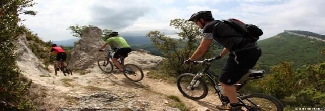 Salida Bicicleta por Montejurra