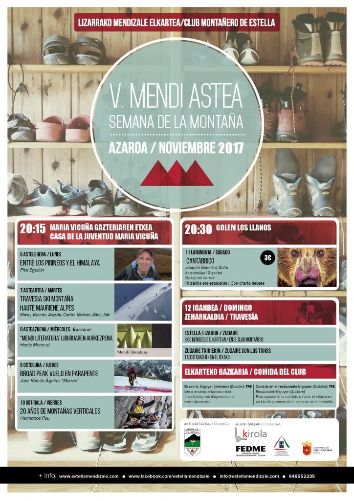SEMANA MONTAÑA_2017 WEB 10 OCT