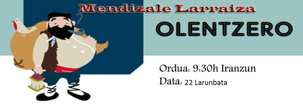 olentzero mendizale