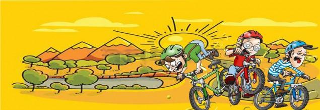 Salidas al monte con los Txikis  Bicicleta
