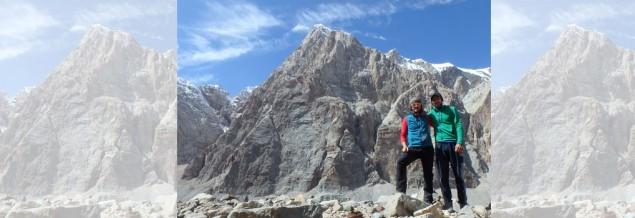 Diaporama Una historia de Eskalada Kyrgyztan