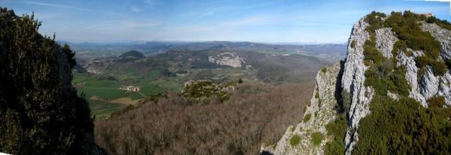 Mañeru-Sotakoitz-Arguiñariz-Esparaz-Alto de Etxauri