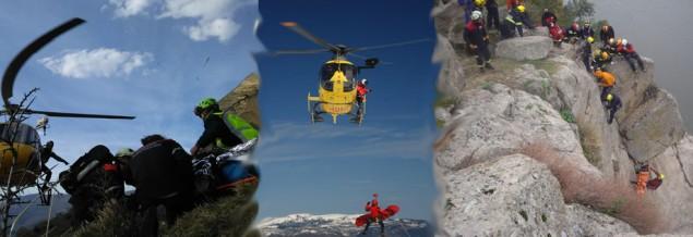 Formación Accidentes en montaña. Cómo actuar y cómo prevenir