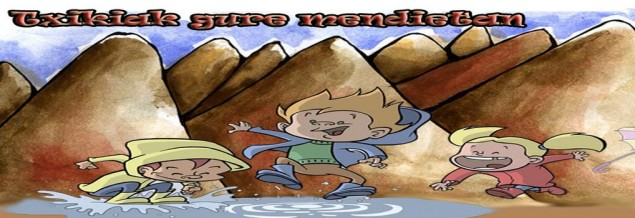 Salidas montañero Txiki