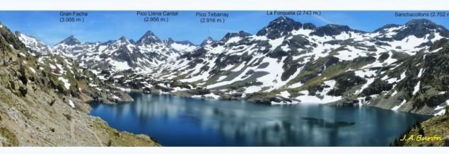 Salida Txiki Pirineo 15 y 16 de Junio