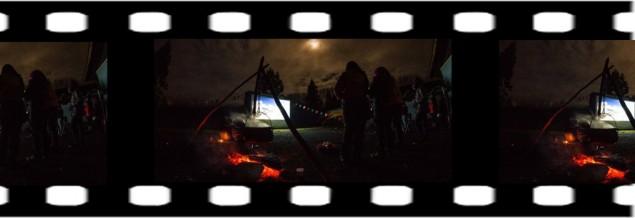 Sábado Noche de Cine, en Larraiza,  Finalista.
