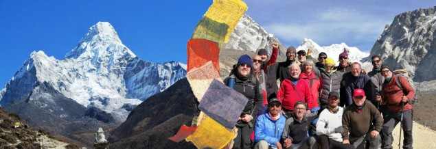 Diaporama Treking Nepal